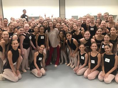 Teaching at Dancerpalooza