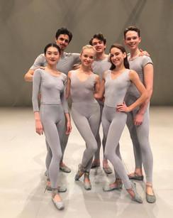 Interpassivities Dance Team!