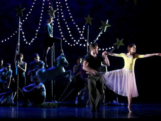 CAROUSEL IN THE NEWS AND INTERVIEW WITH DIRECTOR ROB ASHFORD