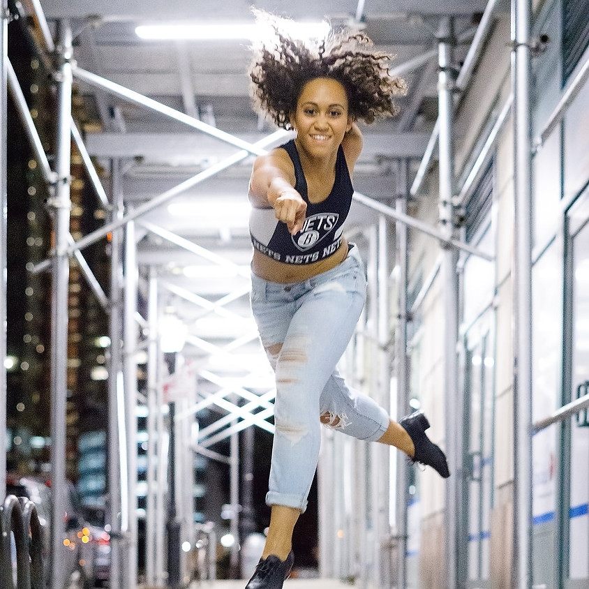 Texas Academy of Dance Arts HAMILTON Master Class Series with Krystal Mackie
