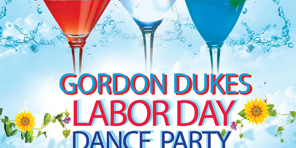 Labor Day Thursday on The Palm Court Patio @ The Carltun