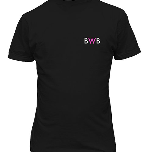 Fuchsia BWB Embroidered-Front