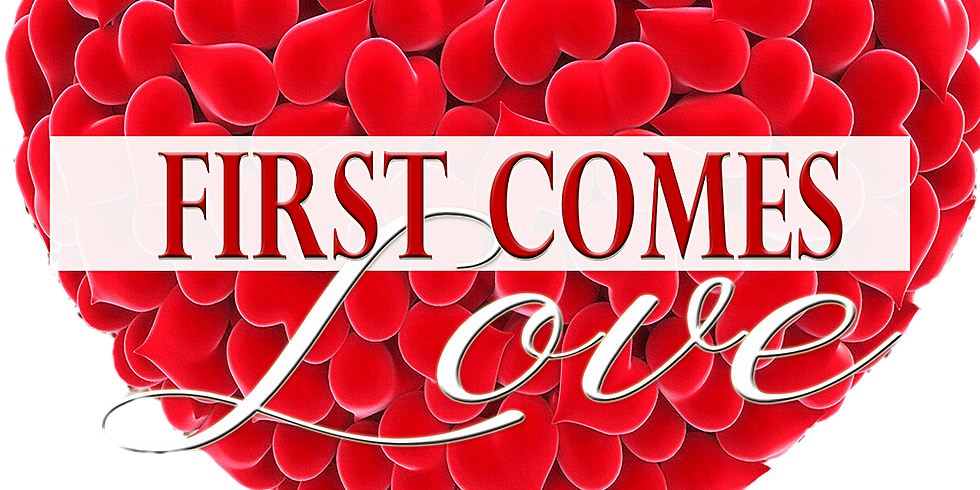 First Comes Love, Then Comes Music (1)