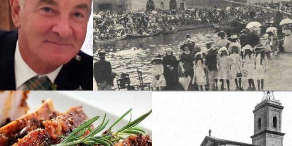 The history of Marseillan by John Wiggins