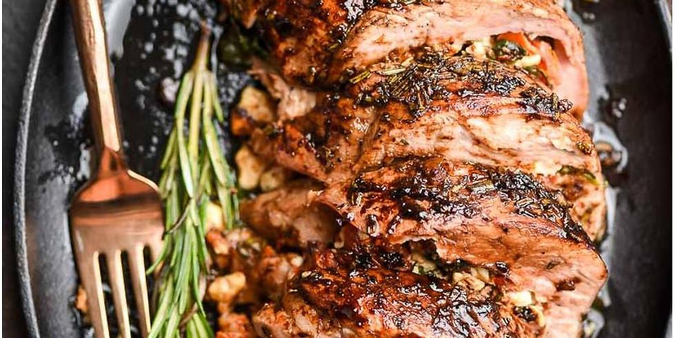 Sunday Pork Roast!