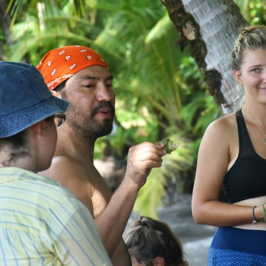 CIEE Biology Class at the Jaguars Jungle