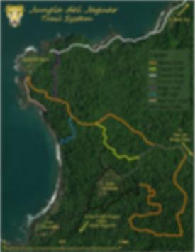 free hiking corcovado