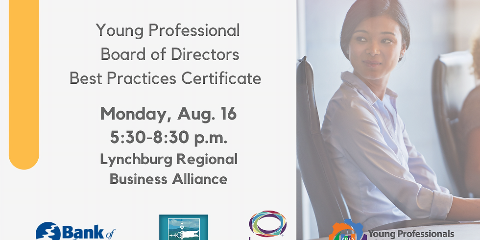 Board of Directors Best Practices Training with Emily Caldwell