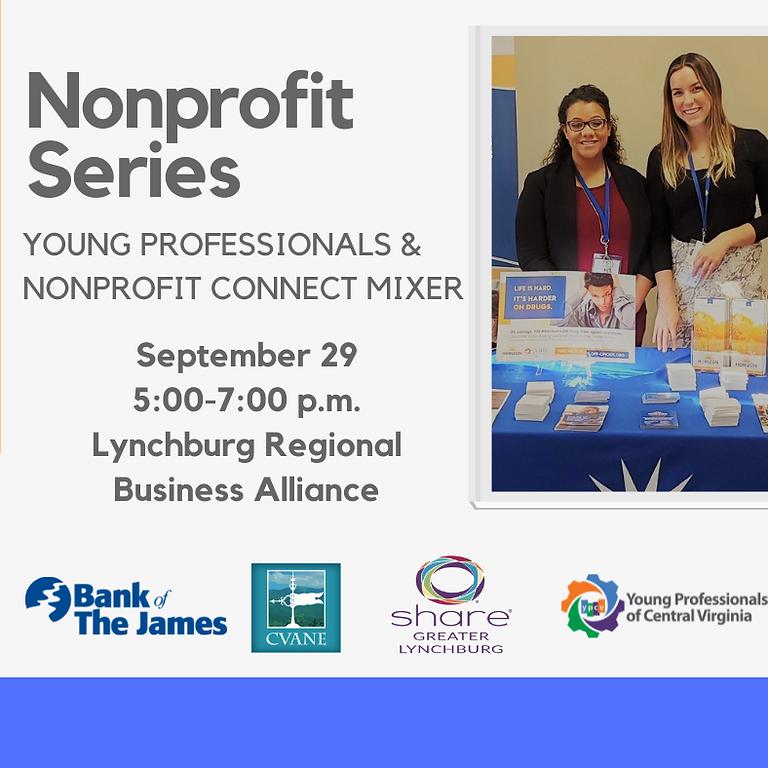 Young Professionals & Nonprofit Connect Mixer