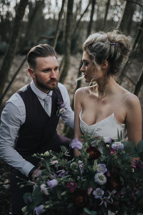 Woodland Bridal Couple.jpg