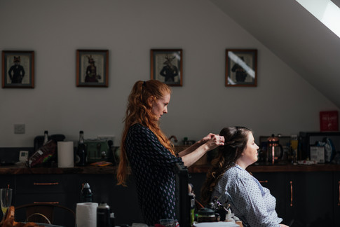 Toni Todd Bridal Makeup