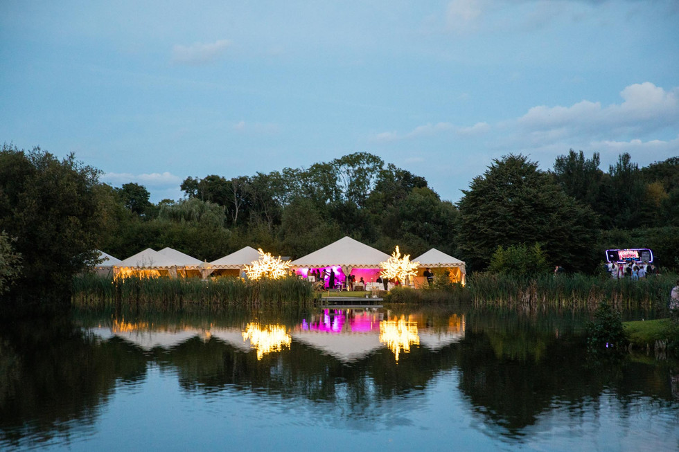 Boho Tent Marquee Duncton Mill.JPG