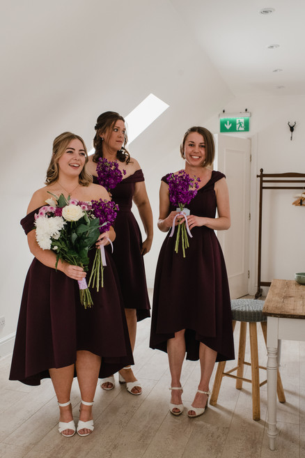 Purple Bridesmaid Dresses Asos