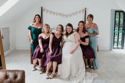 Beautiful Bridal Look Bridal Suite