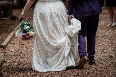 Lace Dress Trail