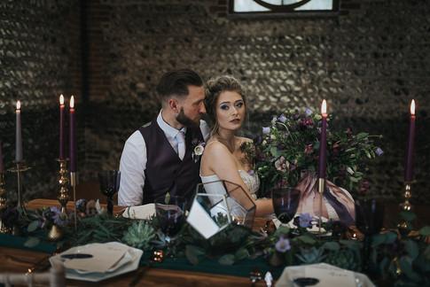 Cissbury Barn Romantic Couple.jpg