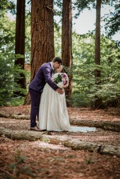 Romantic Couple Two Woods Estate