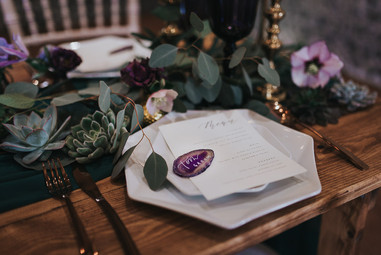 Hexagon Wedding Place Setting.jpg