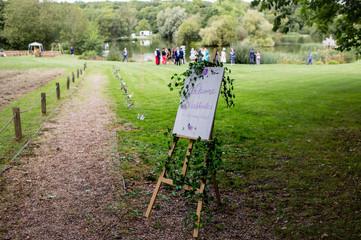 Wedding Easel Sign.JPG
