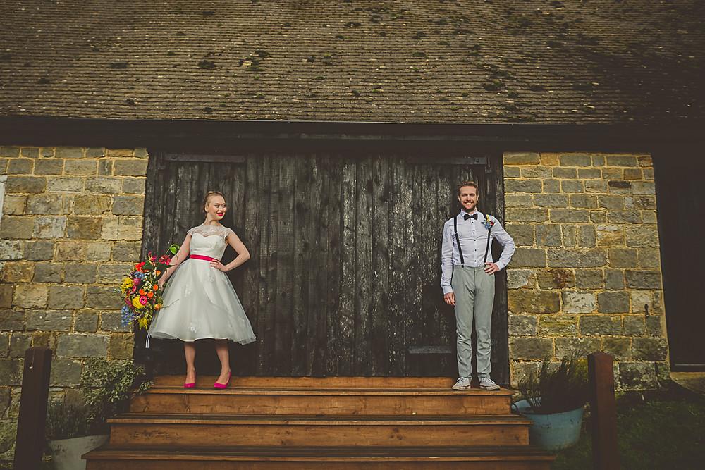 Chapel Barn Wedding Coordinator