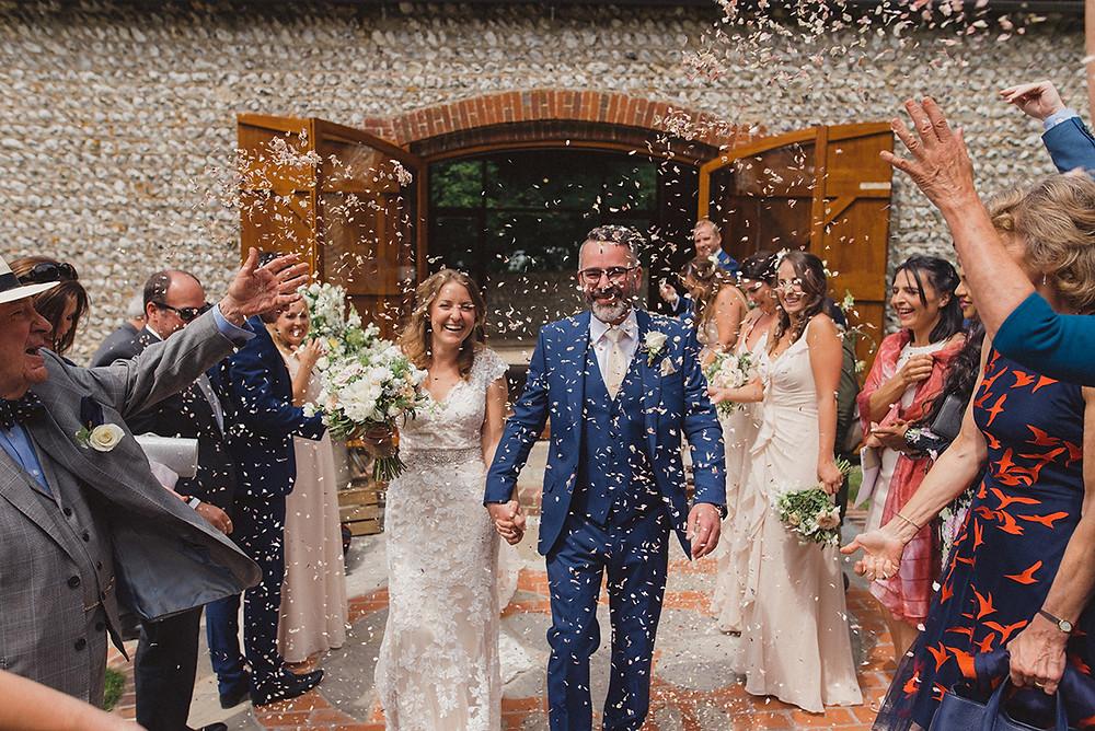 Cissbury Barns Wedding Coordinator