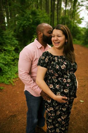 Maternity Couple Portrait