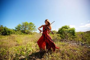 Dance Portrait Viola