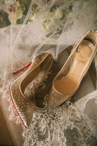 Wedding Detail Shoes