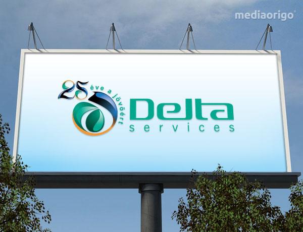 Delta csoport ATL kampány