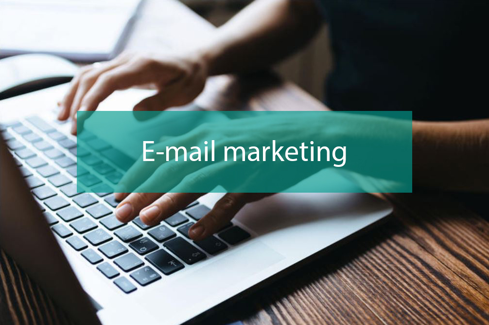 Email marketing kampányok