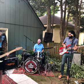 Hannah Wicklund and the Steppin Stones