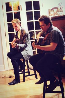 Tom Brosseau & Sean Watkins