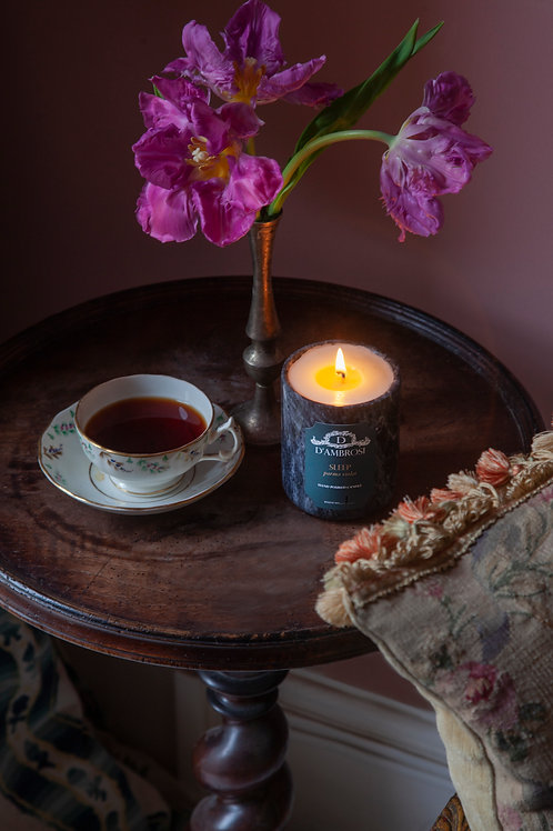 Parma Violet Sleep Candle