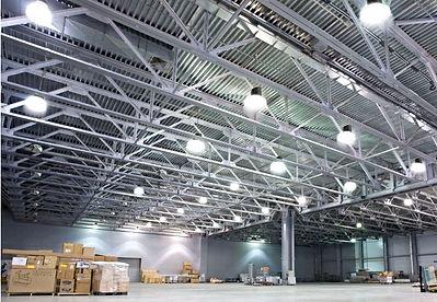 illuminazione, illuminazione industriale, led, illuminazione a led