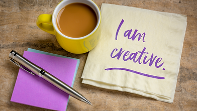 _creative Writers Who Get Writing Done!