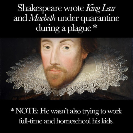 From Shakespeare to Sloth