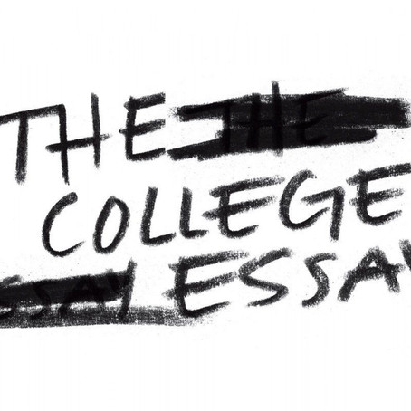 The College Essay: Content is King. Or is it?
