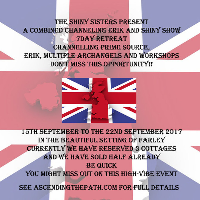 Updates For Shiny Events On Both Sides Of The Pond