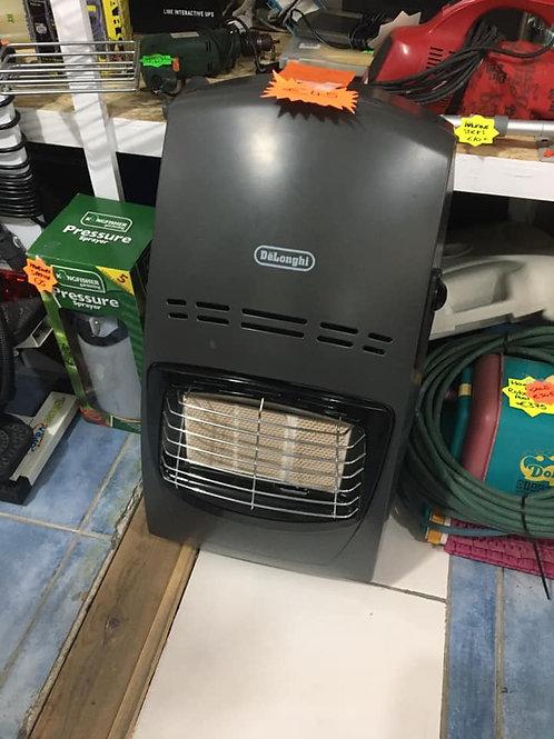 Two Italian gas heaters