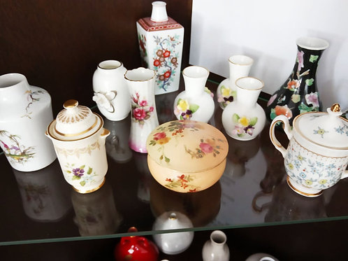 Beautiful Bud Vase Collection