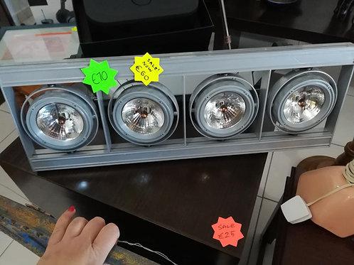 4-light mount lights
