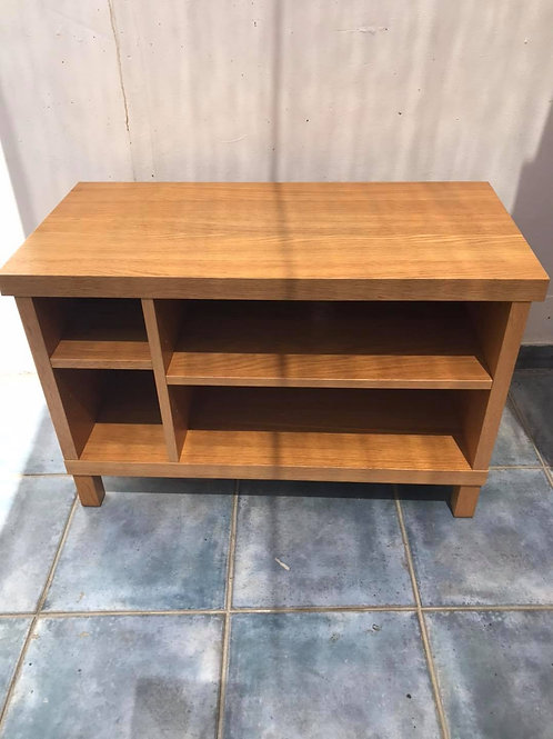 High quality heavy wood TV table/unit