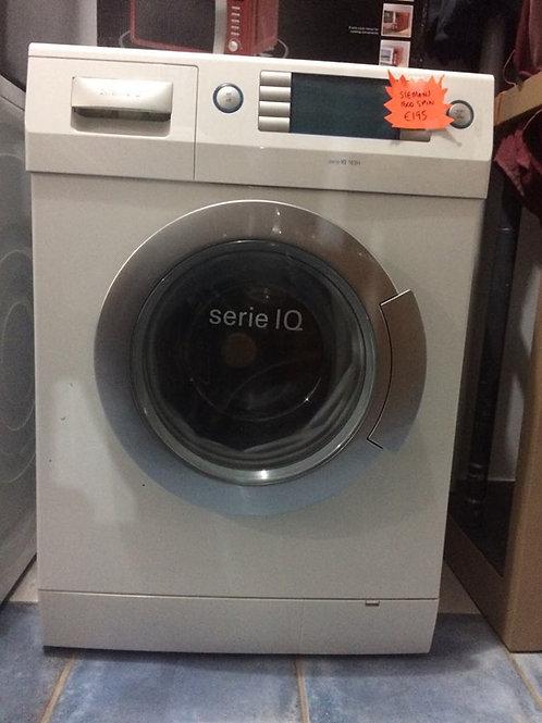 Siemens 1600 Spin washing machine