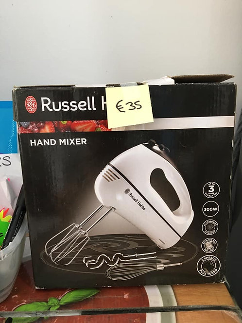 Brand new Russell Hobbs hand mixer