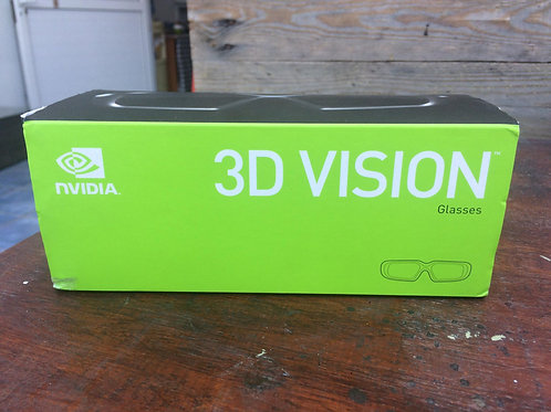 New 3D Vision glasses