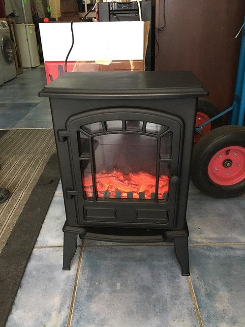 Torrino dual fan electric fire