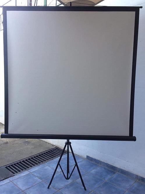Projector sceen