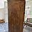 Thumbnail: Vintage wooden wardrobe with shelving and hanging space