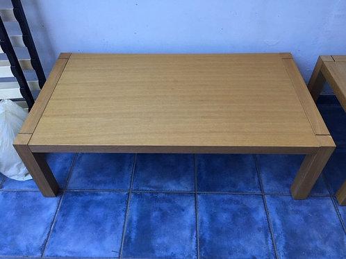 Beautiful Heavy Oak Coffee Table