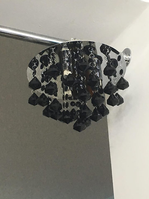 Crystal effect chandelier